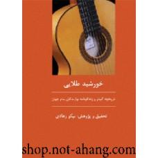 خورشید طلایی-تاریخچه گیتار
