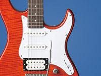 انواع گیتار برقی