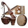 ساز های محلی و متفرقه